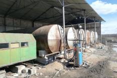 Защита емкостей для хранения жидких удобрений покрытием Ceramic-Polymer SF/LF-2
